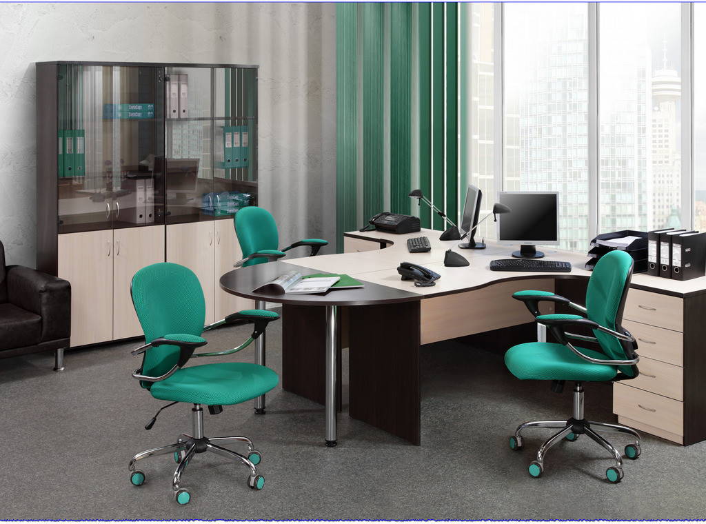 Офисная мебель в Челябинске 1