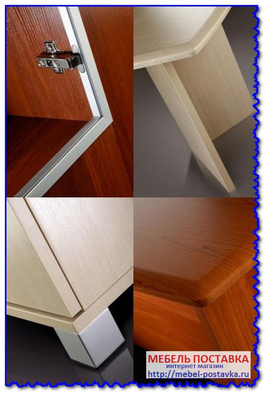 Части мебели кабинета